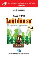 Luật dân sự (Tập 1)