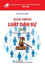 Luật dân sự (Tập 2)