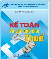 Kế toán và lập báo thuế