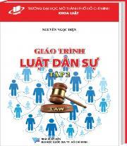 Luật dân sự tập 2 - Tái bản lần 4