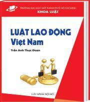 Luật lao động Việt Nam - tái bản lần 1