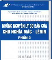 Những nguyên lý cơ bản của chủ nghĩa Mác - Lê-nin (P2)